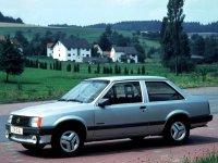 Opel Corsa, A, Седан 2-дв., 1982–1993