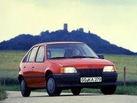 Opel Kadett, E, Хетчбэк 5-дв., 1983–1991