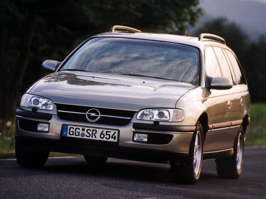 Opel Omega универсал, 1994–1999, B - отзывы, фото и характеристики на Car.ru