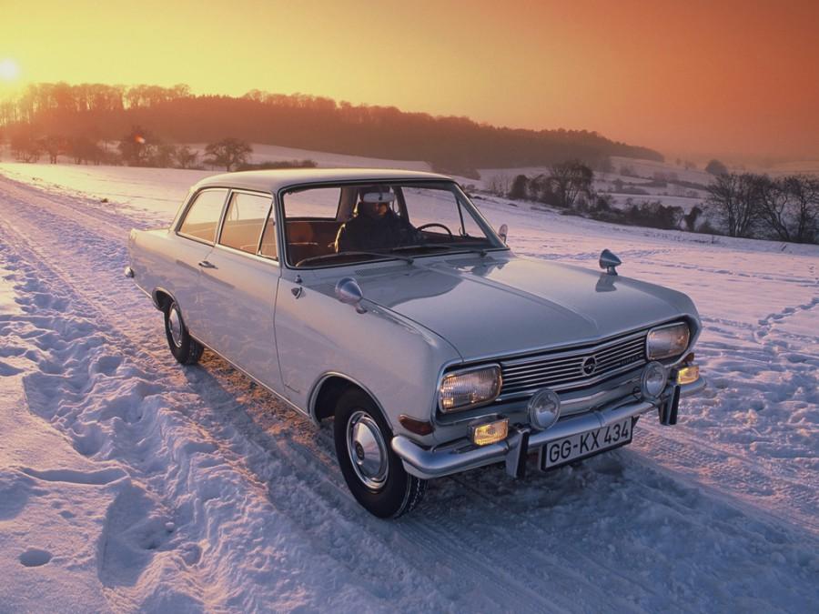 Opel Rekord купе, B - отзывы, фото и характеристики на Car.ru