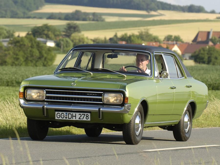 Opel Rekord седан 4-дв., C - отзывы, фото и характеристики на Car.ru