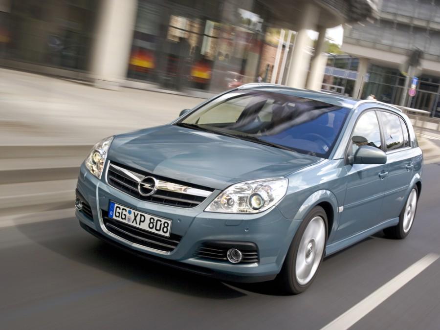 Opel Signum хетчбэк, 2005–2008, C [рестайлинг] - отзывы, фото и характеристики на Car.ru