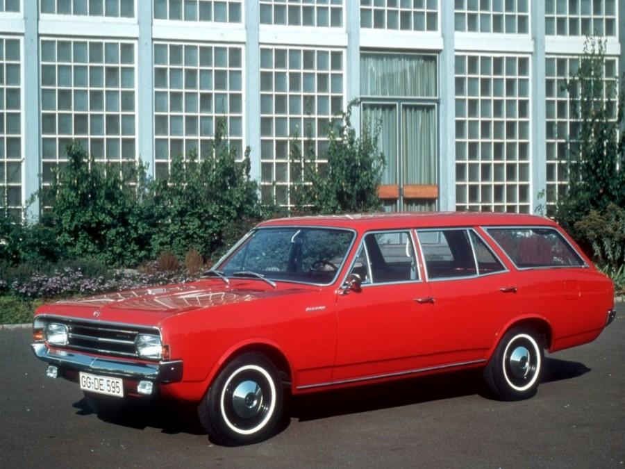 Opel Rekord универсал, C - отзывы, фото и характеристики на Car.ru