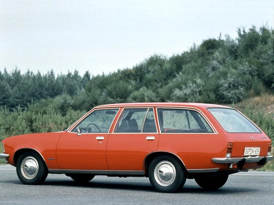 Opel Rekord универсал 5-дв., D - отзывы, фото и характеристики на Car.ru