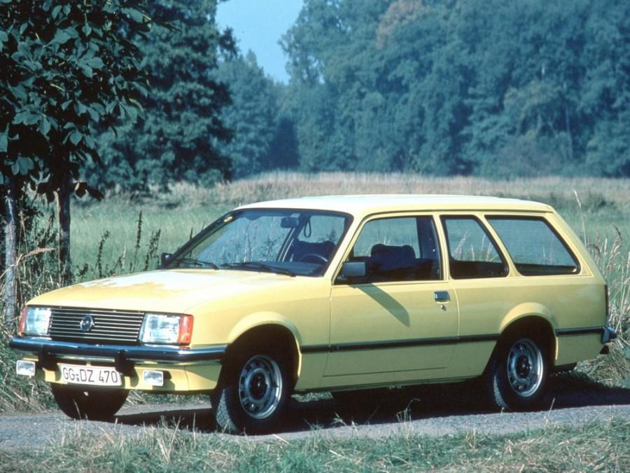 Opel Rekord универсал, E - отзывы, фото и характеристики на Car.ru