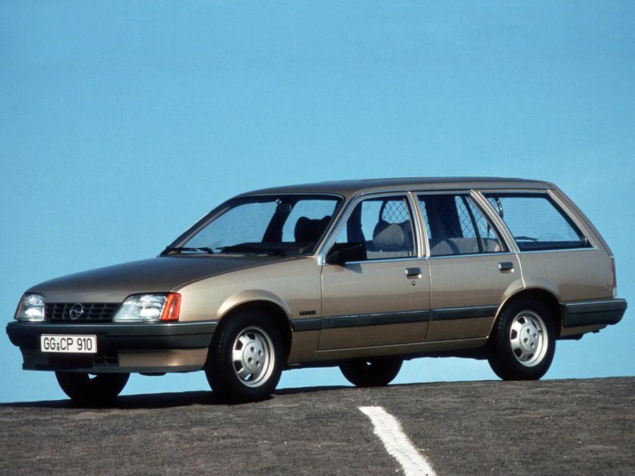Opel Rekord универсал 5-дв., E [рестайлинг] - отзывы, фото и характеристики на Car.ru
