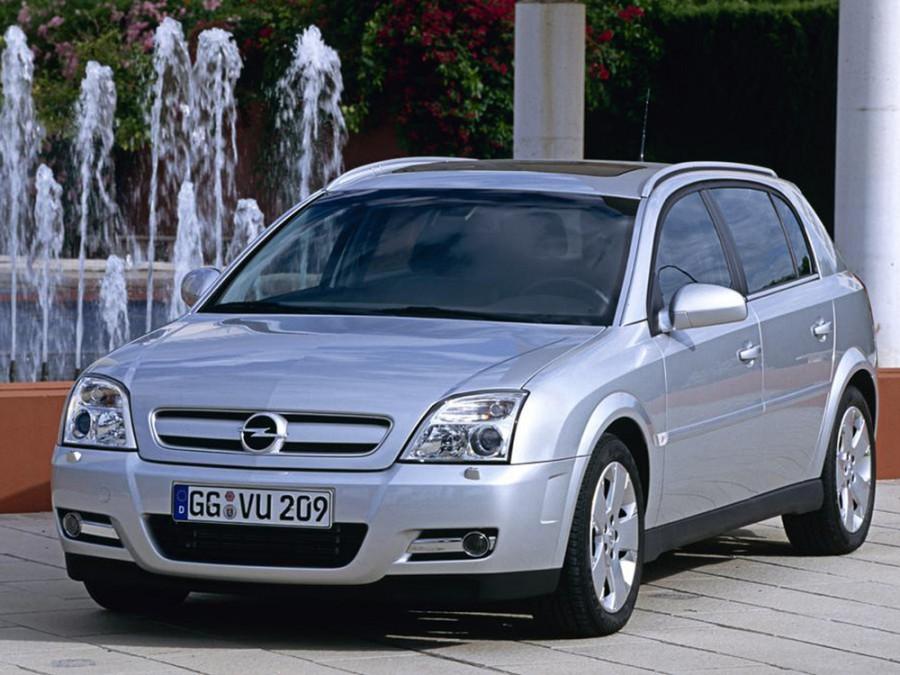 Opel Signum хетчбэк, 2003–2005, C - отзывы, фото и характеристики на Car.ru