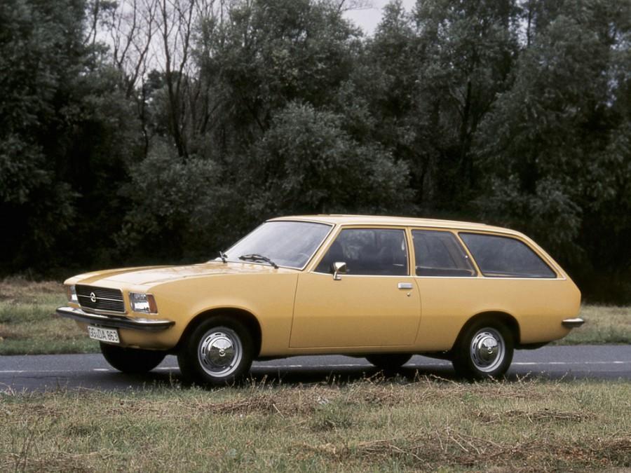 Opel Rekord универсал, D - отзывы, фото и характеристики на Car.ru