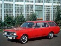 Opel Rekord, C, Универсал