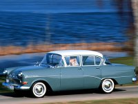 Opel Rekord, P1, Седан 4-дв.