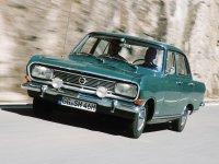 Opel Rekord, B, Седан