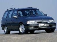 Opel Omega, A [рестайлинг], Универсал, 1986–1994