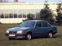 Opel Rekord, E [рестайлинг], Седан
