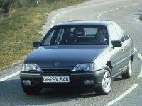 Opel Omega, A, Седан, 1986–1990