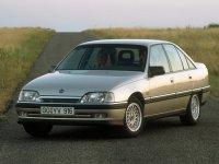 Opel Omega, A [рестайлинг], Седан, 1986–1994
