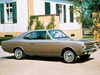 Opel Rekord, C, Купе