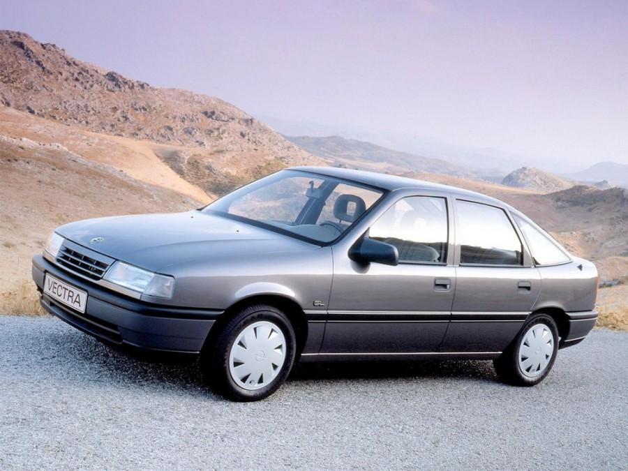 Opel Vectra хетчбэк, 1988–1995, A - отзывы, фото и характеристики на Car.ru