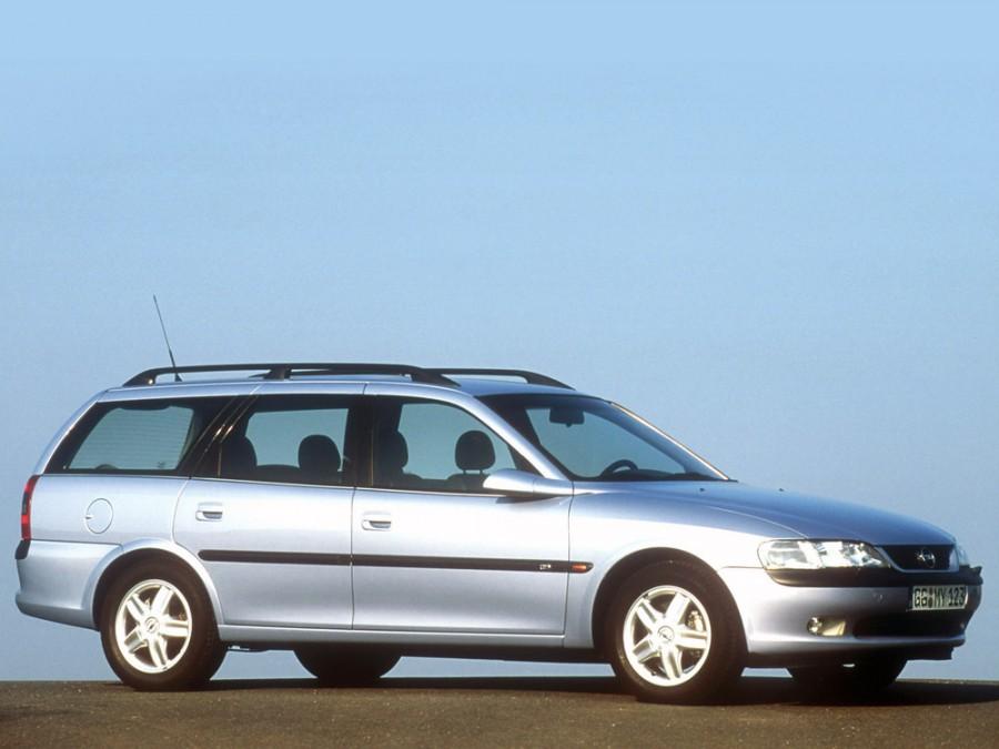 Opel Vectra универсал, 1995–1999, B - отзывы, фото и характеристики на Car.ru