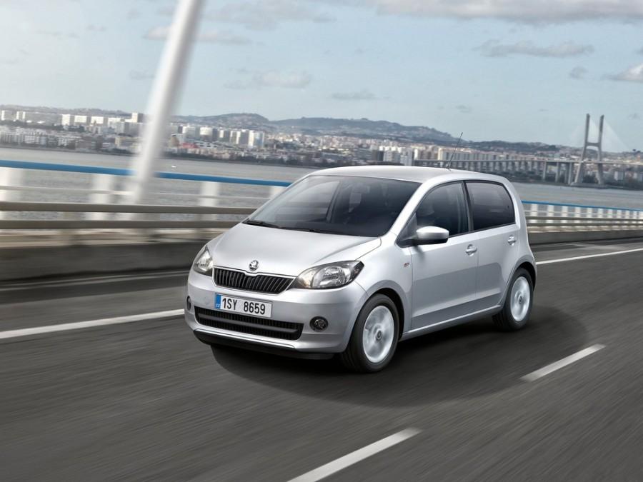 Skoda Citigo хетчбэк 5-дв., 2011–2016, 1 поколение - отзывы, фото и характеристики на Car.ru