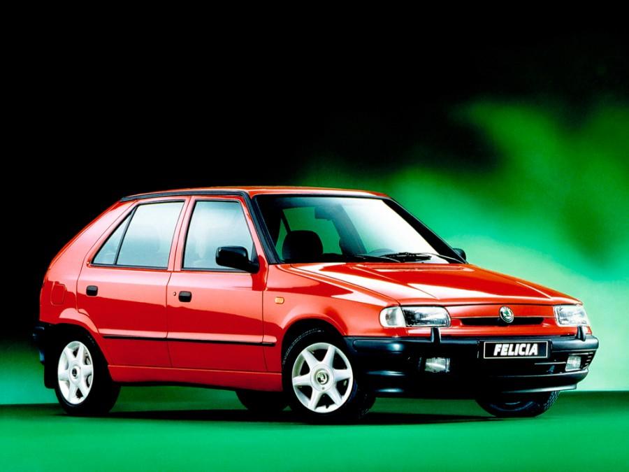 Skoda Felicia хетчбэк, 1994–2000, 1 поколение - отзывы, фото и характеристики на Car.ru