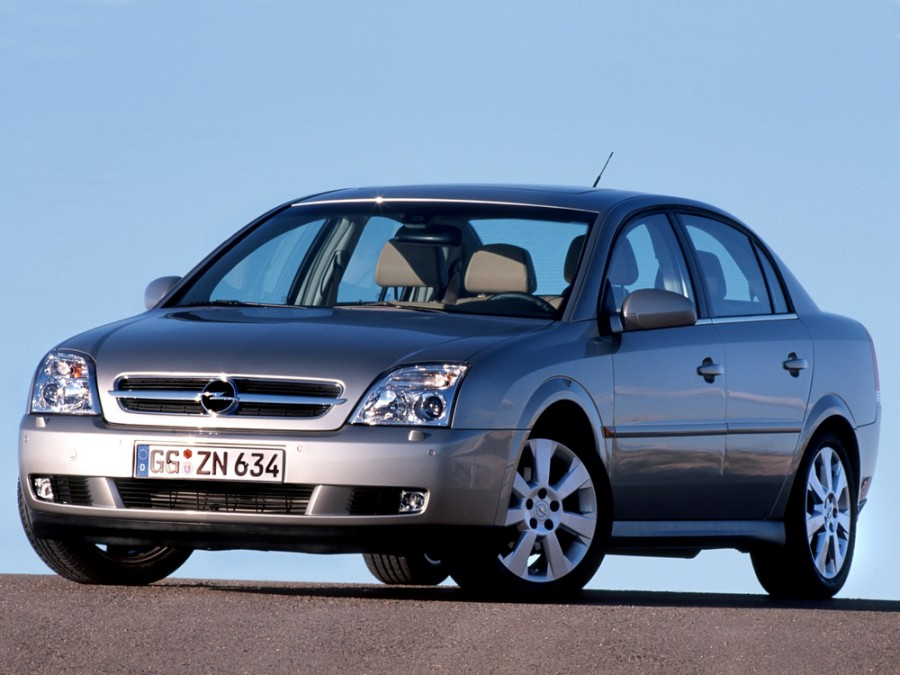Opel Vectra, Абинск
