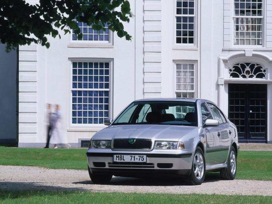 Skoda Octavia лифтбэк 5-дв., 1996–2000, 1 поколение - отзывы, фото и характеристики на Car.ru
