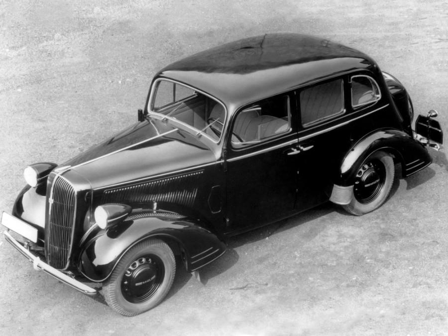Opel Super 6 седан, 1 поколение - отзывы, фото и характеристики на Car.ru