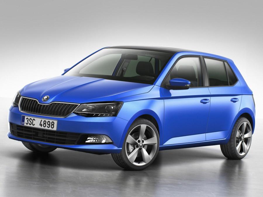 Skoda Fabia хетчбэк, 3 поколение - отзывы, фото и характеристики на Car.ru