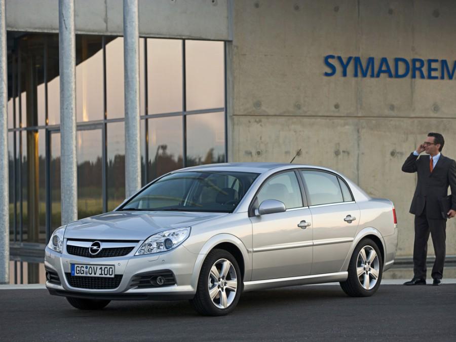 Opel Vectra седан, 2005–2009, C [рестайлинг] - отзывы, фото и характеристики на Car.ru