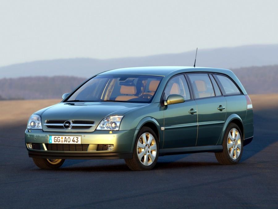 Opel Vectra универсал, 2002–2005, C - отзывы, фото и характеристики на Car.ru