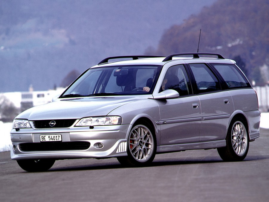 Opel Vectra i500 универсал 5-дв., 1999–2002, B [рестайлинг] - отзывы, фото и характеристики на Car.ru