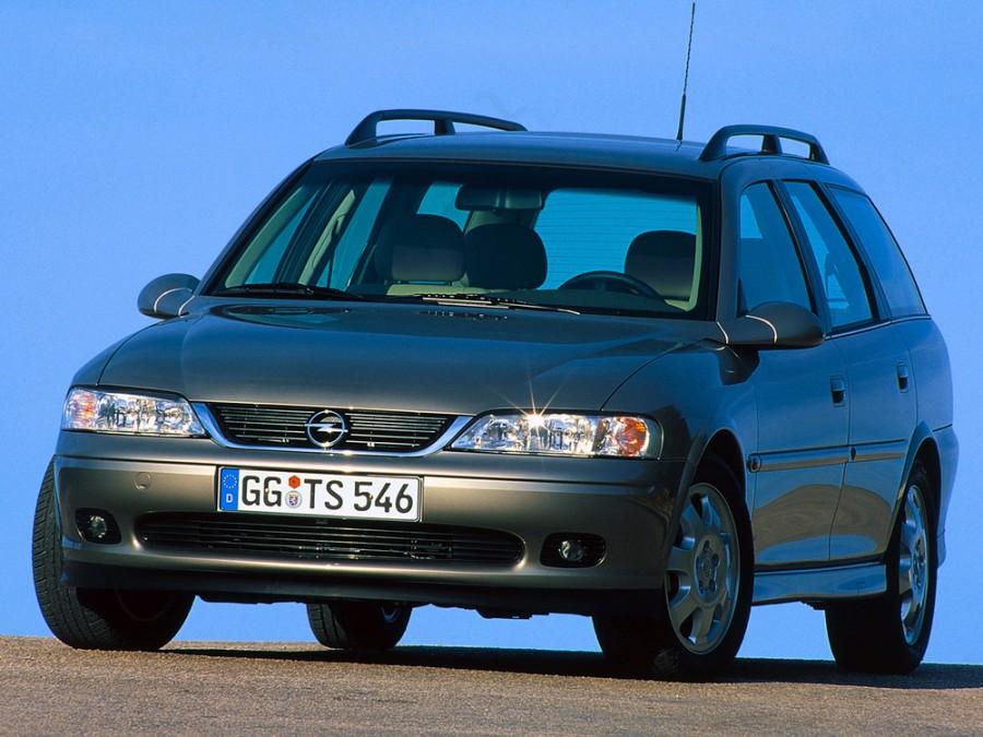 Opel Vectra универсал, 1999–2002, B [рестайлинг] - отзывы, фото и характеристики на Car.ru