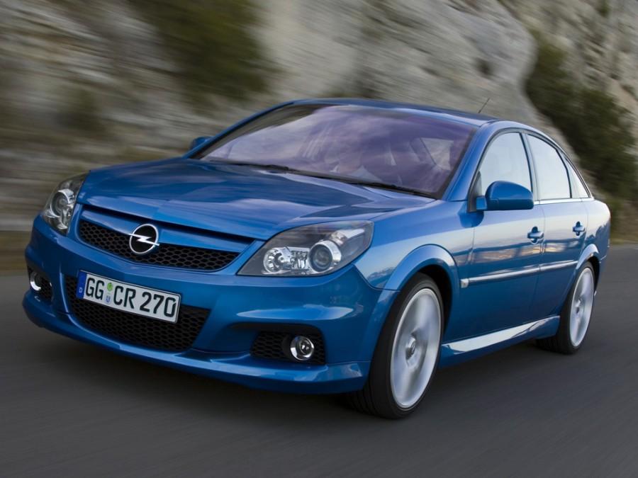 Opel Vectra OPC хетчбэк 5-дв., 2005–2009, C [рестайлинг] - отзывы, фото и характеристики на Car.ru