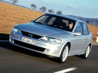 Opel Vectra, B [рестайлинг], Седан 4-дв., 1999–2002