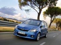 Opel Zafira, B, Opc минивэн 5-дв., 2005–2010