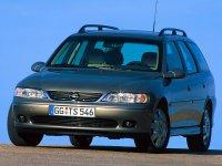 Opel Vectra, B [рестайлинг], Универсал, 1999–2002