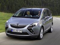 Opel Zafira, C, Tourer минивэн, 2012–2016