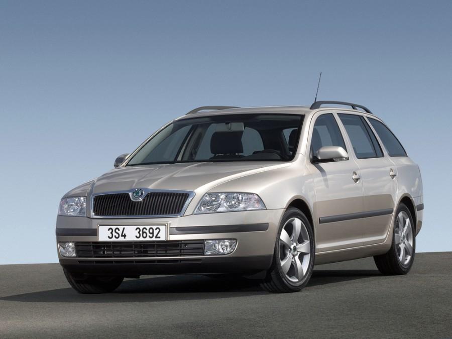 Skoda Octavia универсал 5-дв., 2004–2012, 2 поколение - отзывы, фото и характеристики на Car.ru