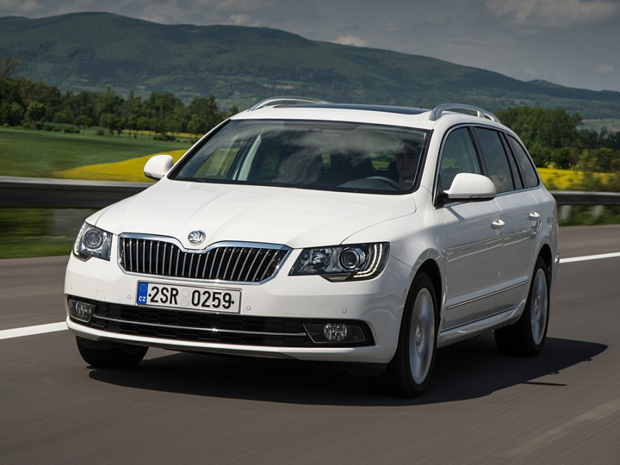 отзывы skoda superb 2.0 at