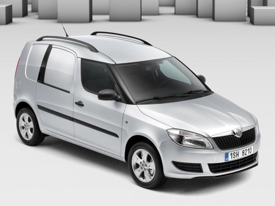 Skoda Praktik фургон, 2010–2016, 1 поколение [рестайлинг] - отзывы, фото и характеристики на Car.ru