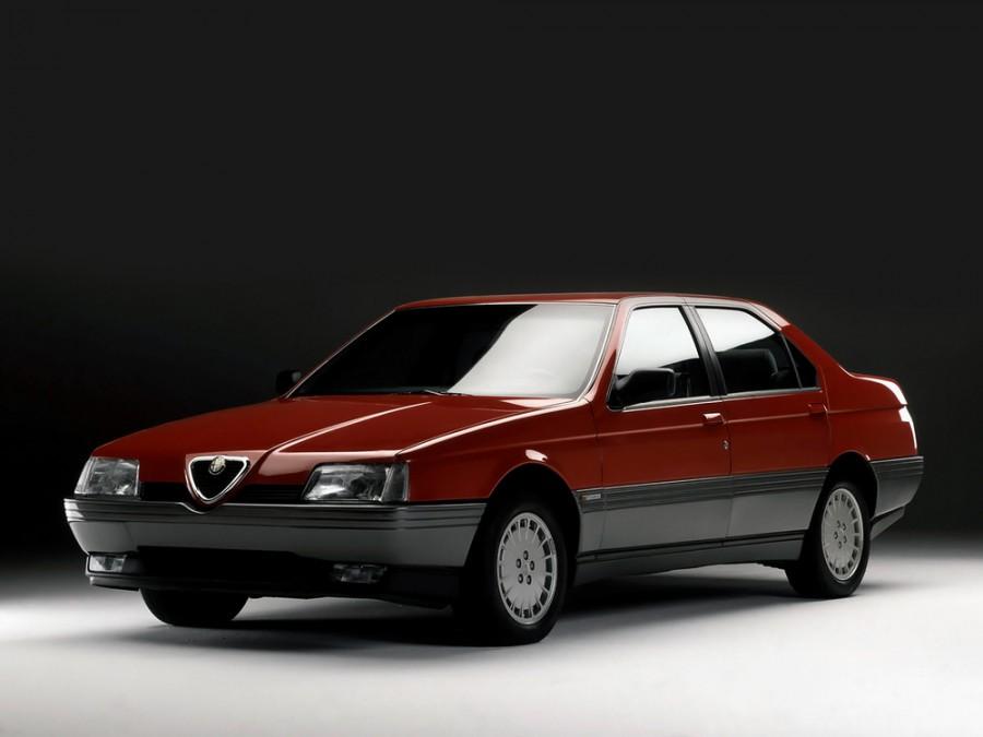 AlfaRomeo 164 седан, 1987–1998, 1 поколение - отзывы, фото и характеристики на Car.ru