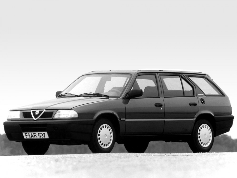 AlfaRomeo 33 универсал, 1990–1994, 907 - отзывы, фото и характеристики на Car.ru
