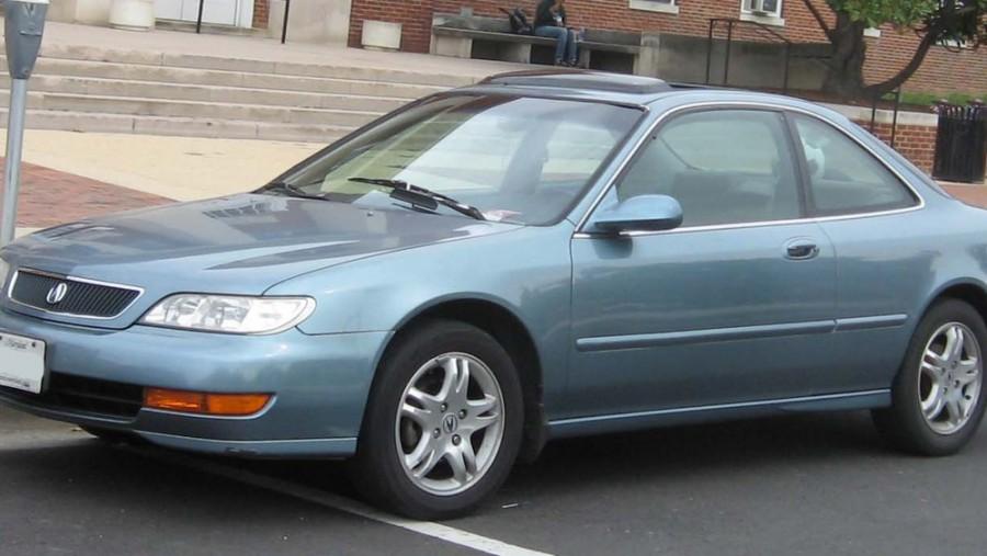 Acura CL купе, 1996–2000, 1 поколение - отзывы, фото и характеристики на Car.ru