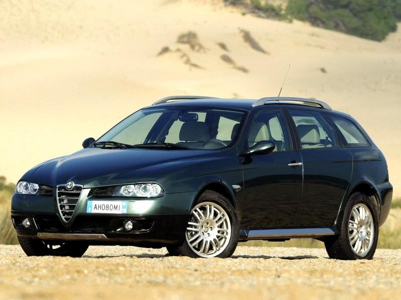 AlfaRomeo 156 Crosswagon универсал 5-дв., 2002–2007, 932 [рестайлинг] - отзывы, фото и характеристики на Car.ru