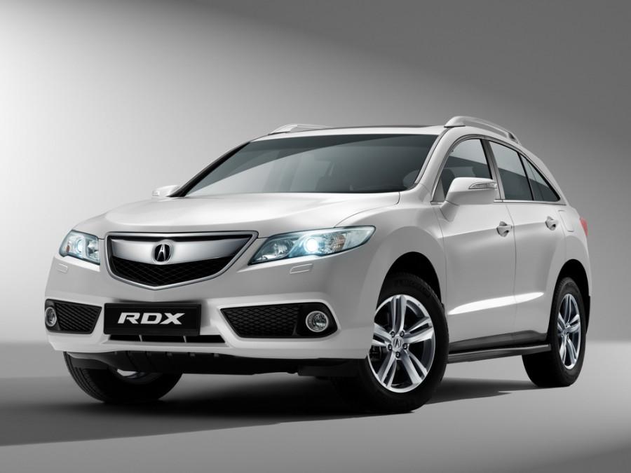 Acura RDX кроссовер, 2012–2016, 2 поколение - отзывы, фото и характеристики на Car.ru