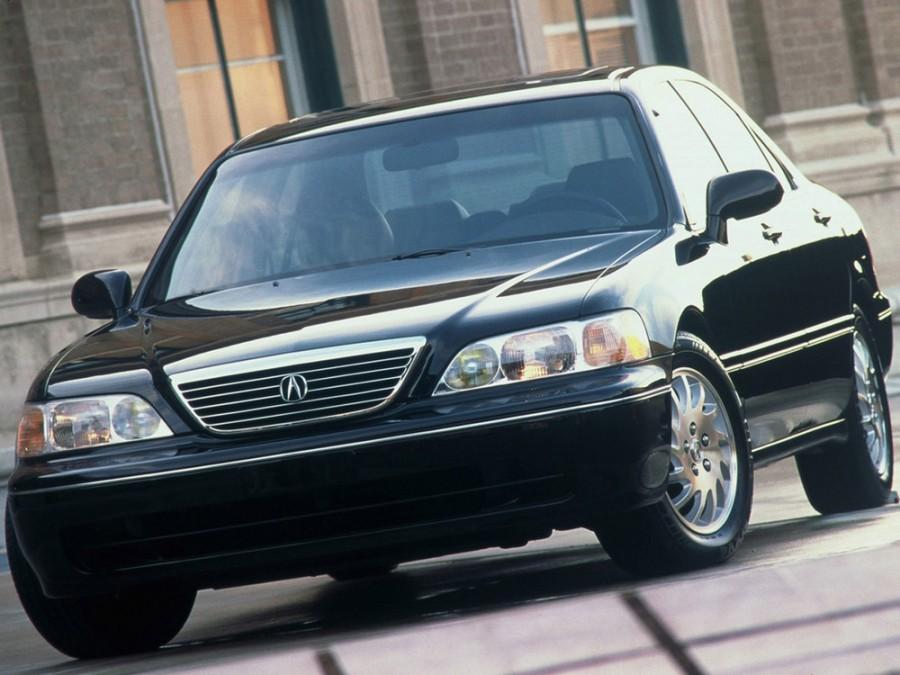 Acura RL седан, 1999–2004, KA9 - отзывы, фото и характеристики на Car.ru