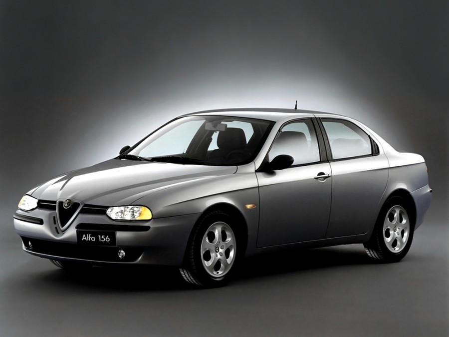 AlfaRomeo 156 седан, 1997–2007, 932 - отзывы, фото и характеристики на Car.ru