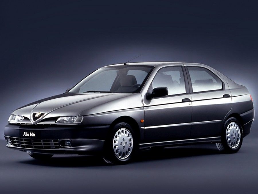 AlfaRomeo 146 седан, 1995–2001, 930 - отзывы, фото и характеристики на Car.ru