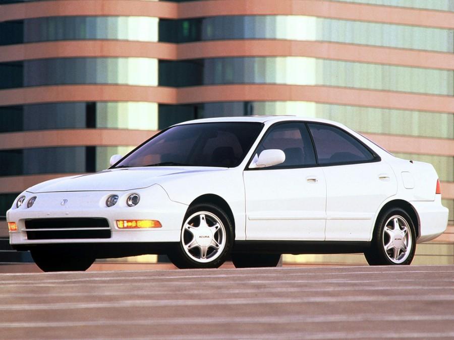 Acura Integra седан, 1991–2002, 1 поколение - отзывы, фото и характеристики на Car.ru