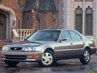 Acura TL, 1 поколение, Седан, 1996–1998